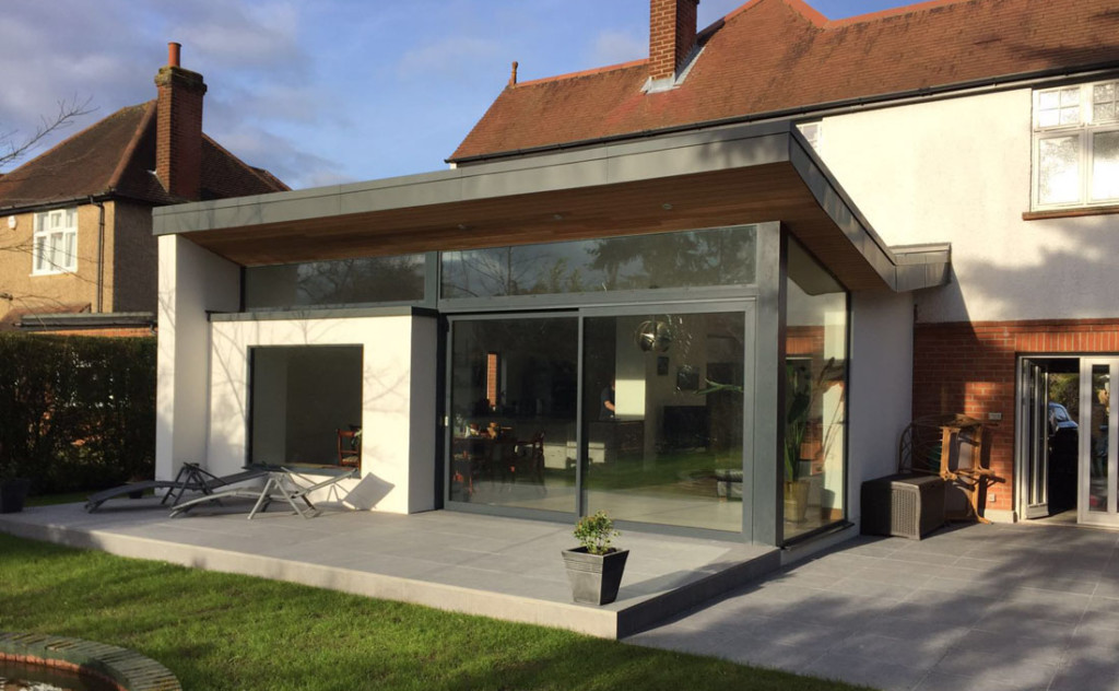 Bifold Doors - Abbey Road, Chertsey, Staines KT16