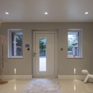 Burks-Drive-Beaconsfield - Case Study Schuco - Interior Photo