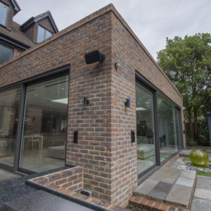 Burks-Drive-Beaconsfield - Case Study Schuco - Extension