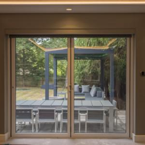 Burks-Drive-Beaconsfield - Case Study Schuco - Bi-Fold Doors