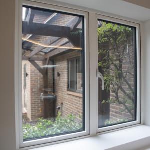 Burks-Drive-Beaconsfield - Case Study Schuco - Window Interior