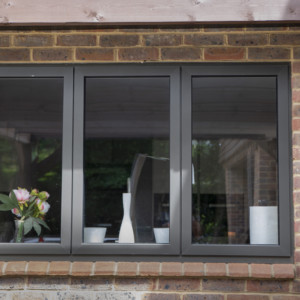 Burks-Drive-Beaconsfield - Case Study Schuco - Window Detail
